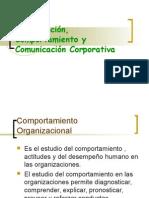 Organización, Comportamiento