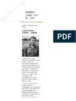 Laura Perls (1905 - 1990) - Gestaltoteca - Gestaltnet