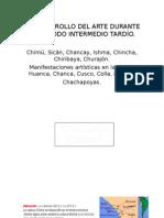 9. EL DESARROLLO DEL ARTE DURANTE EL PERIODO INTERMEDIO.ppt