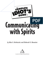 The Complete Idiot's Guide to Communicating with Spirits - Rita S. Berkowtiz, Deborah S. Romaine.epub