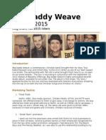 bdw marketing report