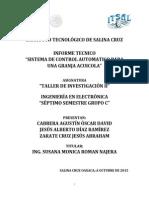 1 Informe Tecnico E-11