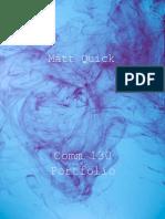 Matt Quick Portfolio