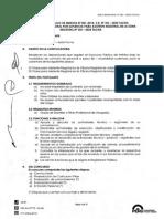 Tacna CPM 001Bases