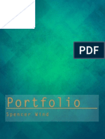 P 9 Spencer Wind - Portfolio