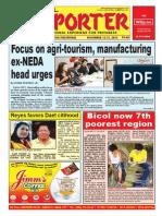 Bikol Reporter November 15 - 21, 2015 Issue