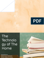 Technology of the Home 2015