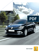 RenaultFluence E Brochure