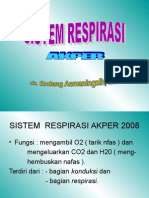 4. Sistem Respirasi Akper