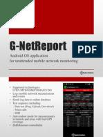G NetReport(2)