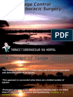 Presentation Damage Control in Thoracic Surgery.ppt