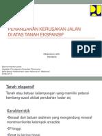 Penanganan Kerusakan Jalan Diatas Tanah Ekspansif_Makassar