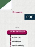 Pronouns Materi n Practice