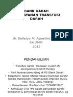 Blood Bank Transfusi