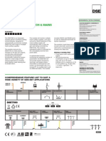 DSE7560 Data Sheet