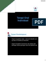 PDCI Core Kit 9 Terapi Oral Individu Rev 1