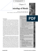 17_toxicology of Metal