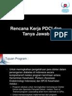 PDCI Core Kit 20 Rencana Kerja PDCI Dan Tanya Jawab Bahasa (Rev)