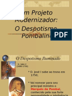 4 O Despotismo.ppt