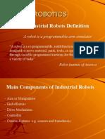 Robotics Pp t