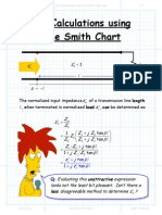calculation smith chart