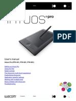 Intuos Pro User Manual