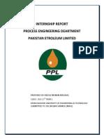 Internship Report on Process of PPL