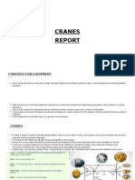 cranes- building construction