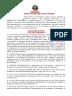 Programa Para La Unidad Del Pueblo Peruano (Reparado)