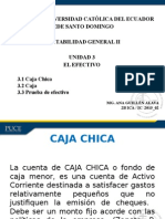 Caja Chica - Prueba