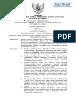 Peraturan Menteri No. 3 Tahun 2015 Penda