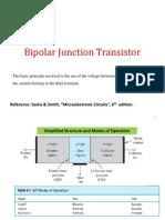 2_Bipolar Junction Transistor