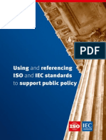 Using and Referencing ISO and IEC Standards to Support Public Policy - En