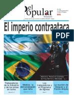 El Popular 336 Órgano de Prensa Oficial del Partido Comunista de Uruguay