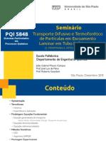 Seminario Termoforese - Sistemas Partivculados
