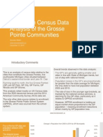 GP Community Census Analysis