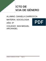 Daniela Ciarrocca Sociologia Trabajo Final