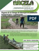 La Parcela Informativa_Montes de María_No.7nov