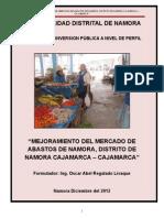 PIP Mercado Namora
