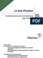 Modulo 4 - Cinematica Dos Fluidos