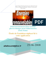 Installation Photovoltaique Renewable Energy