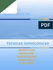 TECNICAS SEMIOLOGICAS