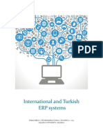ERP smart systems
