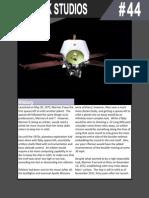 Mariner 9 Papercraft by Rocketmantan-d4gkjf2