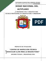 Informe Citv Illpa