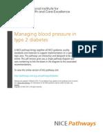 NICE- Managing BP in DM