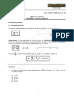 Guía Teórica, Geometría Proporcional II - WEB (1)