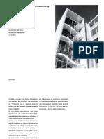 Análisis de una edificación de oficinas
