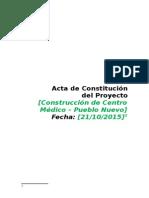 01 Informe_acta de Constitución