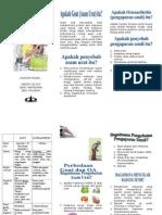 Leaflet Asam Urat Dan OA